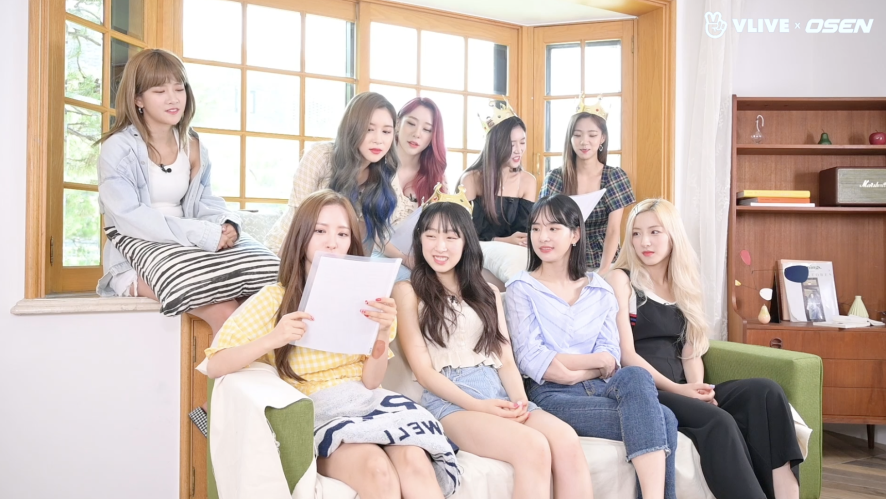 Who is the MC King of WJSN?
