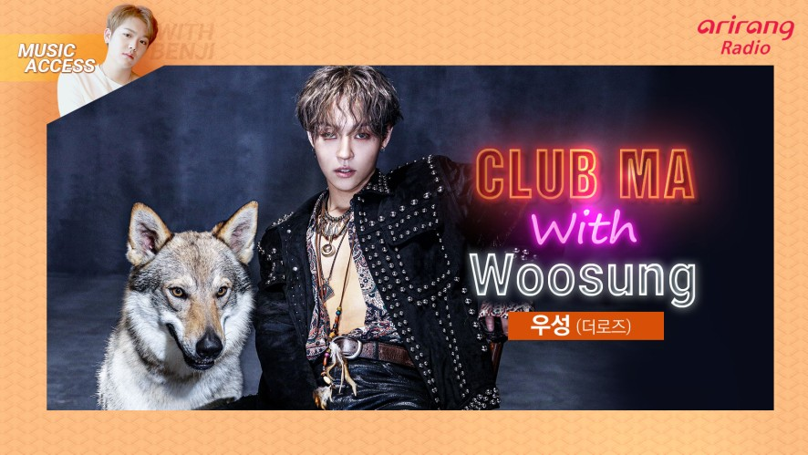 Club MA with WooSung 더로즈 우성
