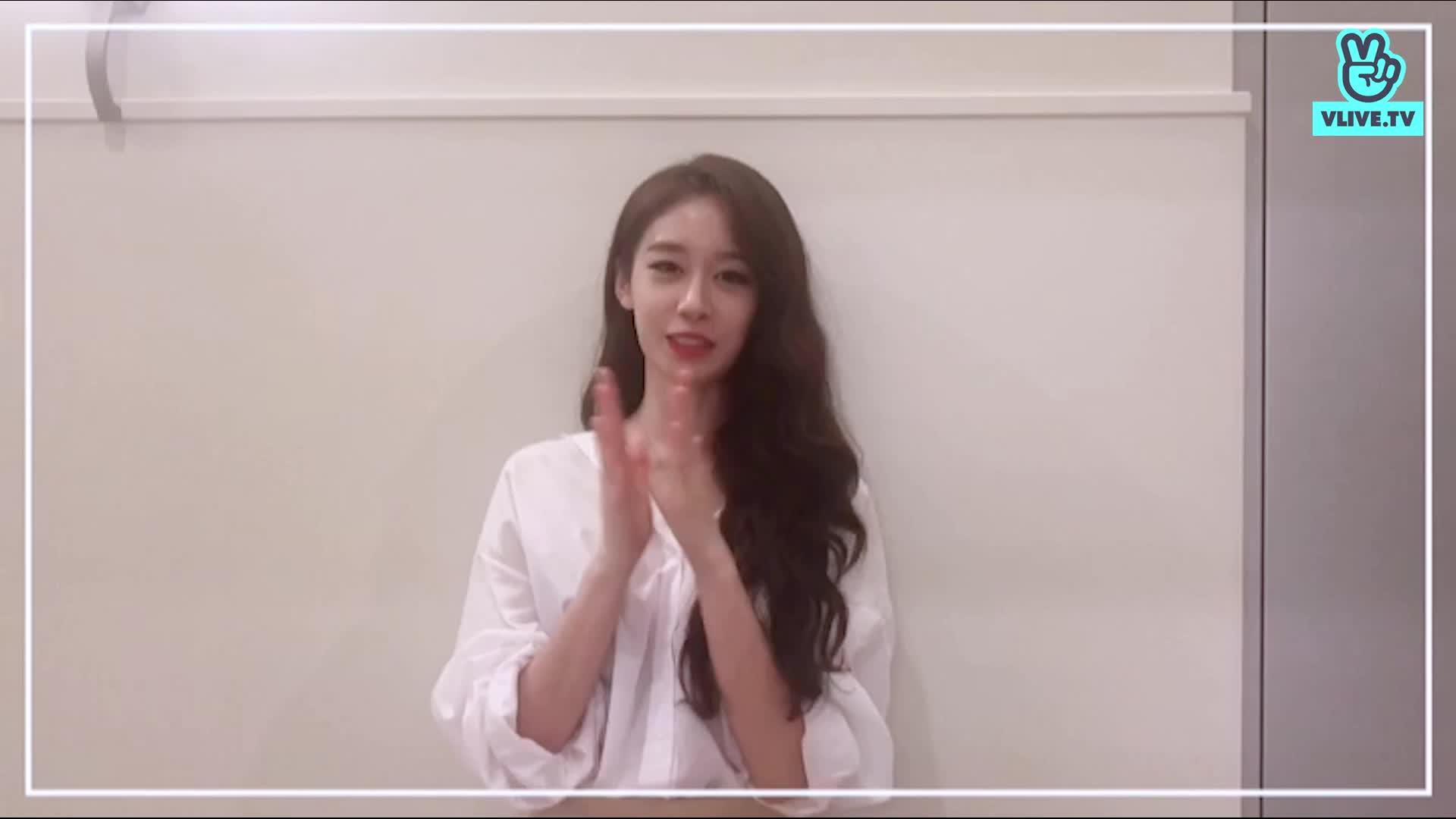 Ji Yeon chúc mừng kỉ niệm 1 năm V HEARTBEAT!