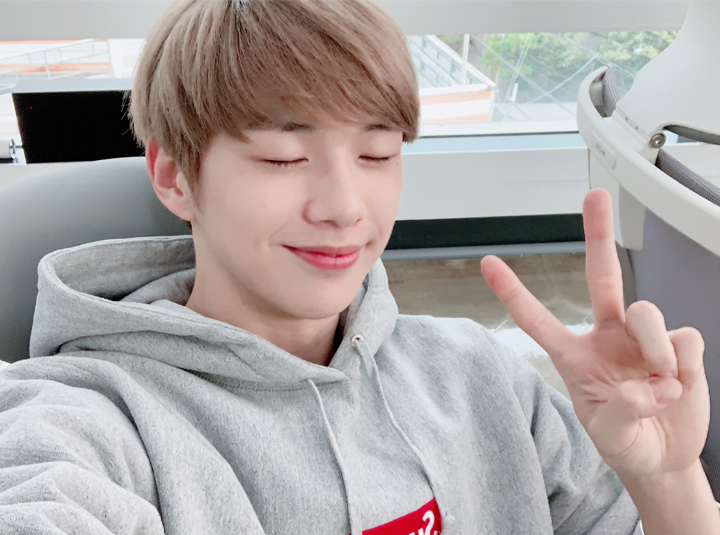 Welcome to KANG DANIEL's V Channel~