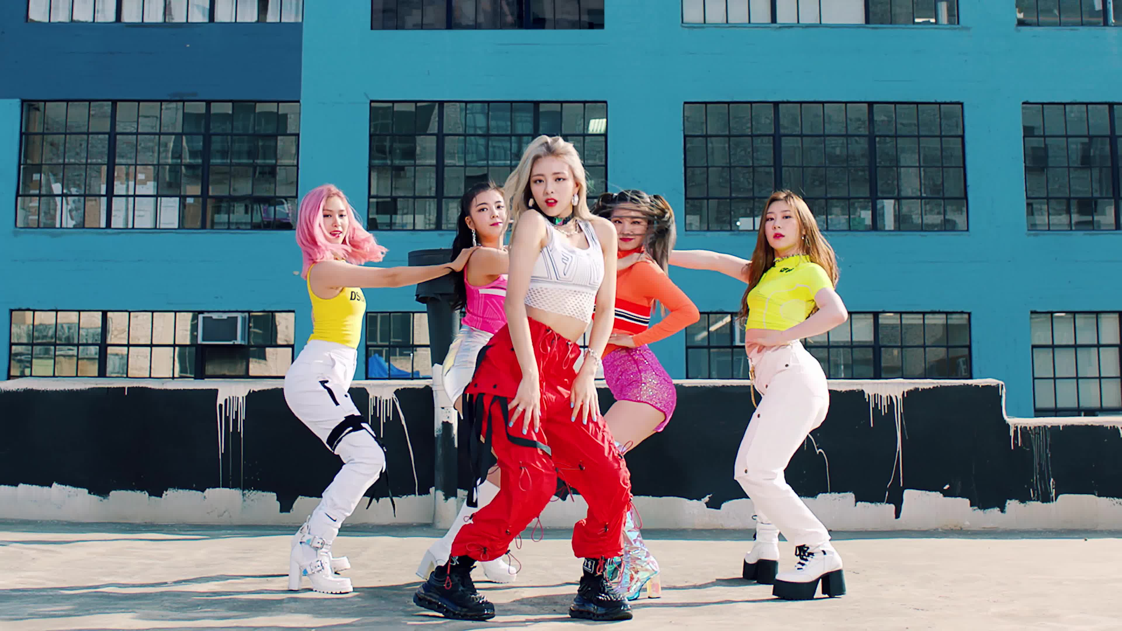 "ITZY(있지) ""ICY"" M/V TEASER"