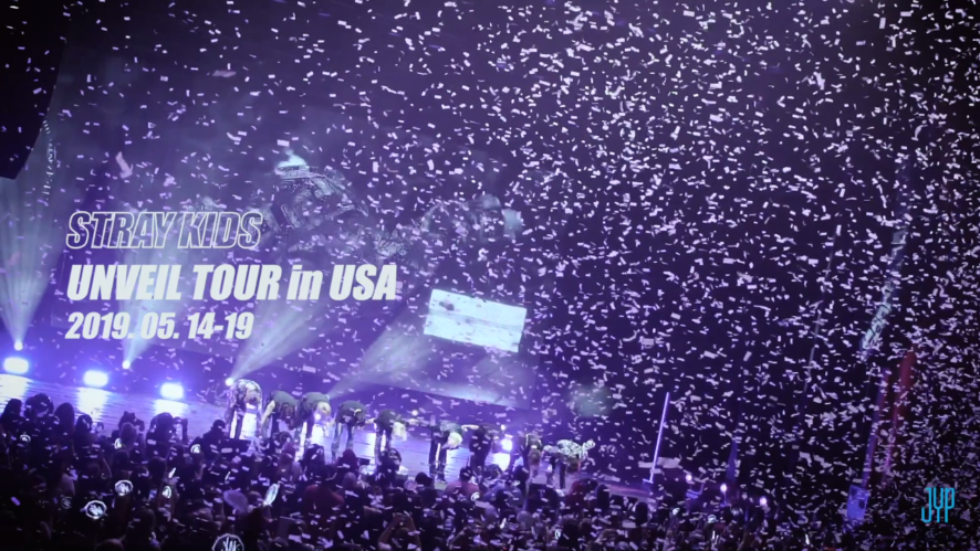 "Stray Kids(스트레이 키즈) ""UNVEIL TOUR in USA"""
