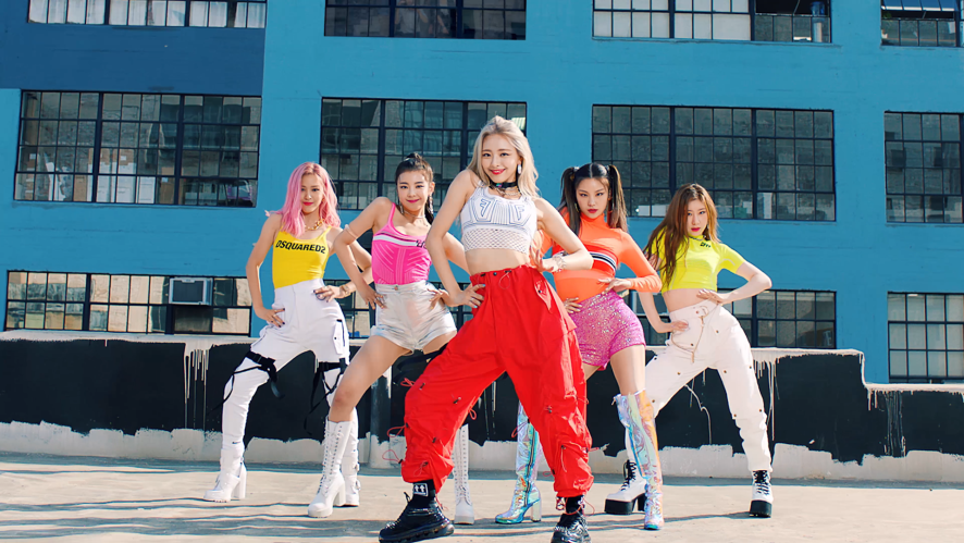 """ITZY(있지) """"ICY"""" M/V TEASER"""