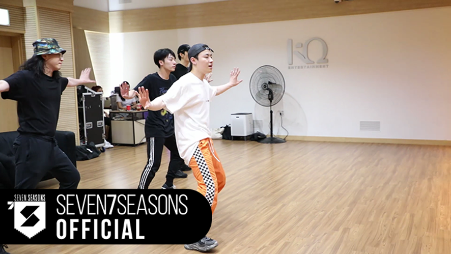 유권 (U-KWON) - 'Let's Ride' (Feat. Ja Mezz) Dance Practice Preview