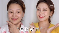 Simple Summer Skin Care and Makeup GRWM