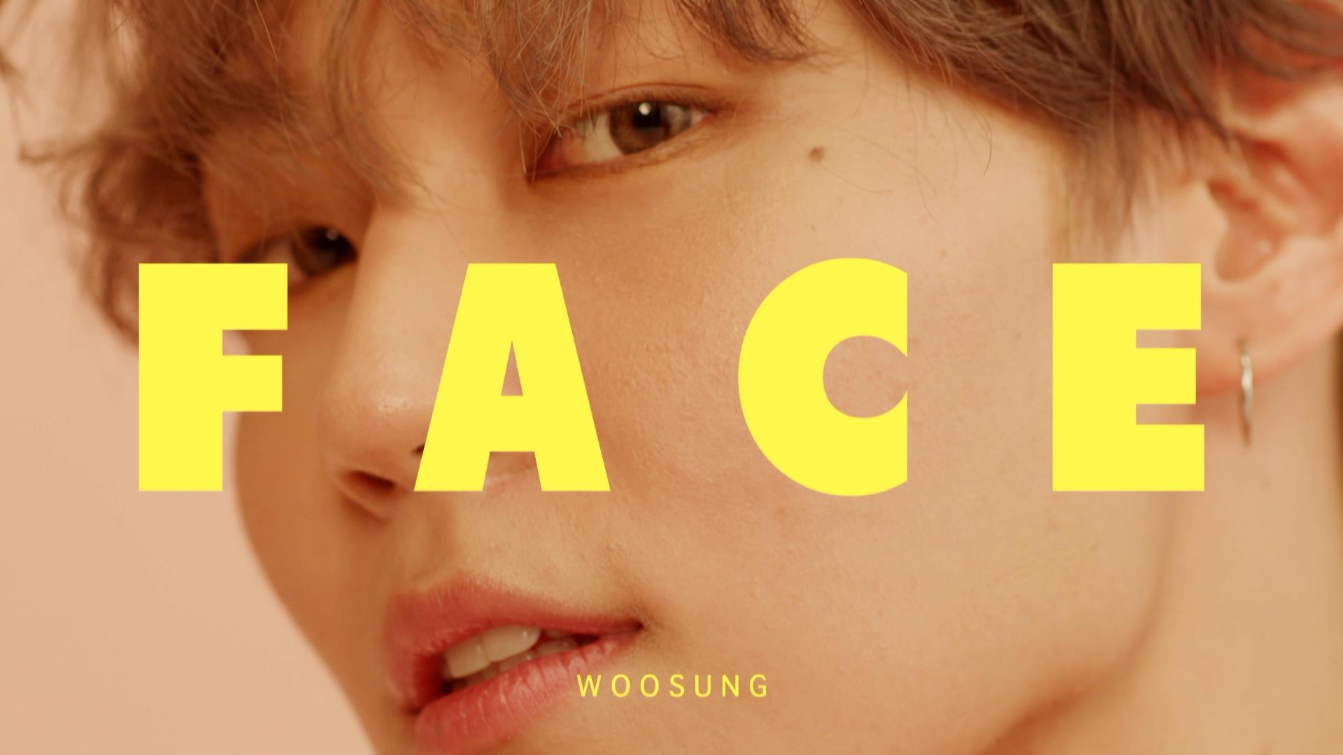 """김우성(WOOSUNG) -  """"FACE"""" [M/V]"""