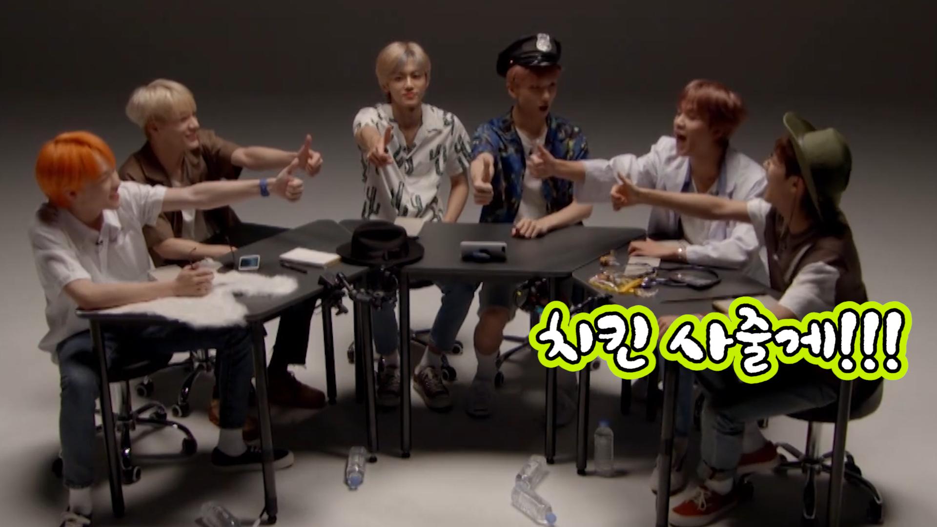 [NCT] 혼돈의 카오스로 흘러가는 드리미들의 밤에 오신걸 환영합니다💀🤫 (NCT DREAM playing the Mafia game)
