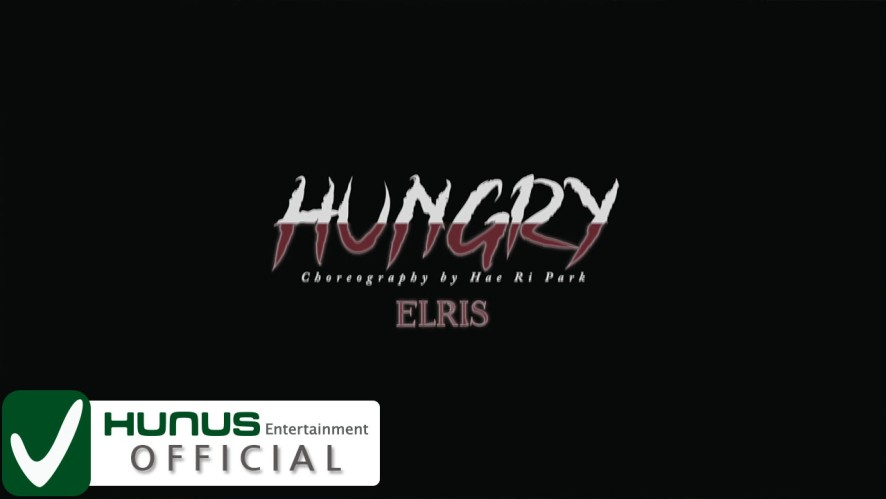 [Special] Fergie - Hungry ft. Rick Ross Choreography Practice Video by 엘리스 (ELRIS)