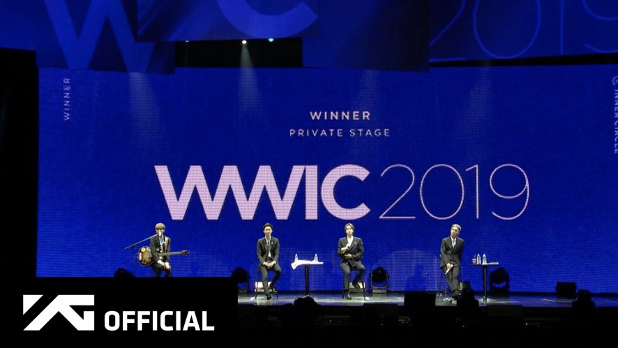 WINNER - WWIC 2019 '그 노래' 2부