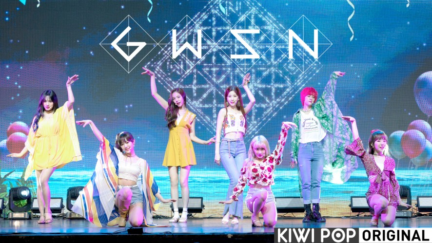 [0to1CAM] GWSN THE PARK IN THE NIGHT part three SHOWCASE BEHIND