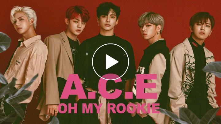 [V LIVE] OH MY ROOKIE: A.C.E