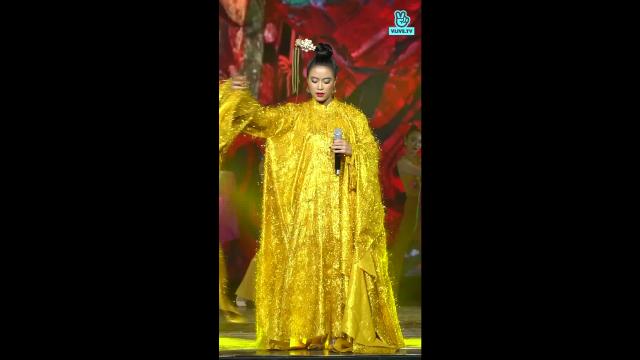 [FOCUSED CAMERA] Hoàng Thùy Linh - Bánh trôi nước - V HEARTBEAT LIVE JULY