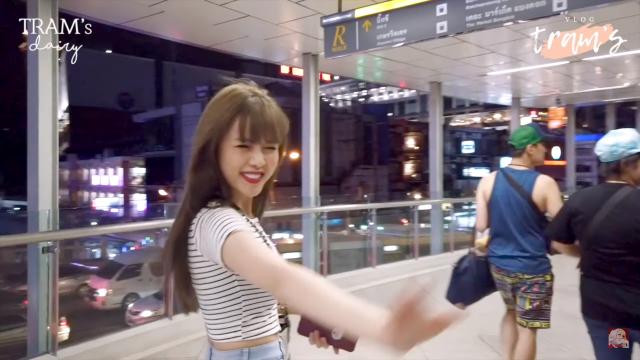Thiều Bảo Trâm / Vlog / Bangkok / Thailand / Tập 1 : Hành trình bay tới Thái Lan