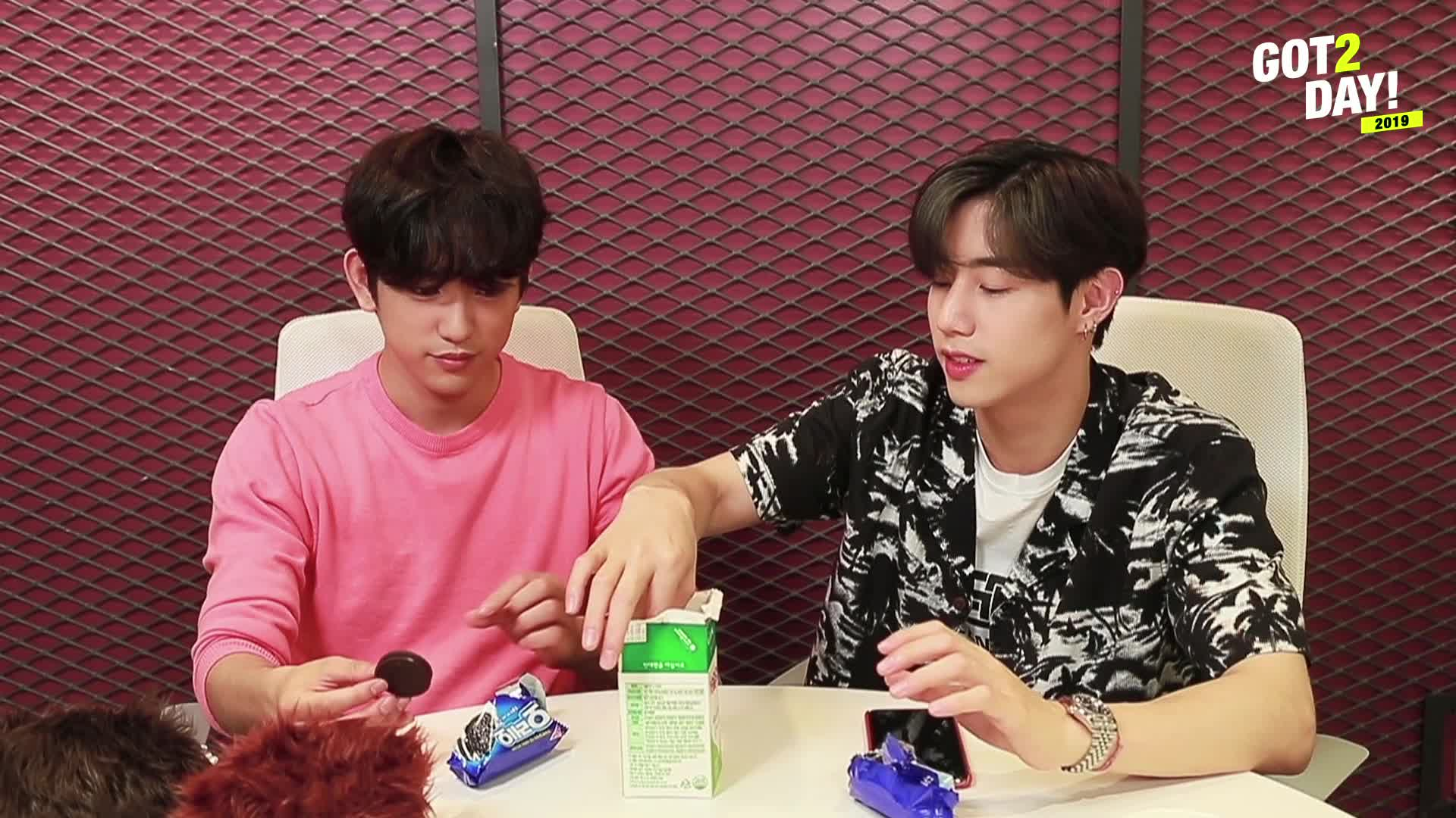 [GOT2DAY 2019] 10. Mark & Jinyoung