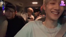 "[REPLAY] KNK Now? ""Off to film the practice video!"""