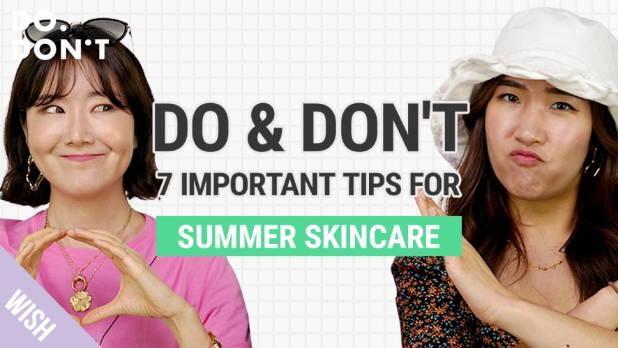 Summer Skin Care Mistakes You Must Avoid l Best Solution for Clear skin