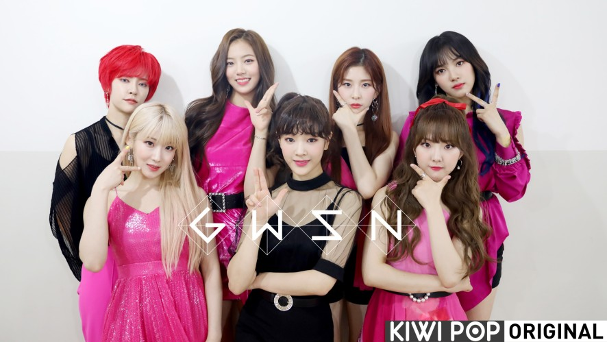 [GWSN 0to1CAM] GWSN's RED-SUN(021) the first week of promo, behind moments!