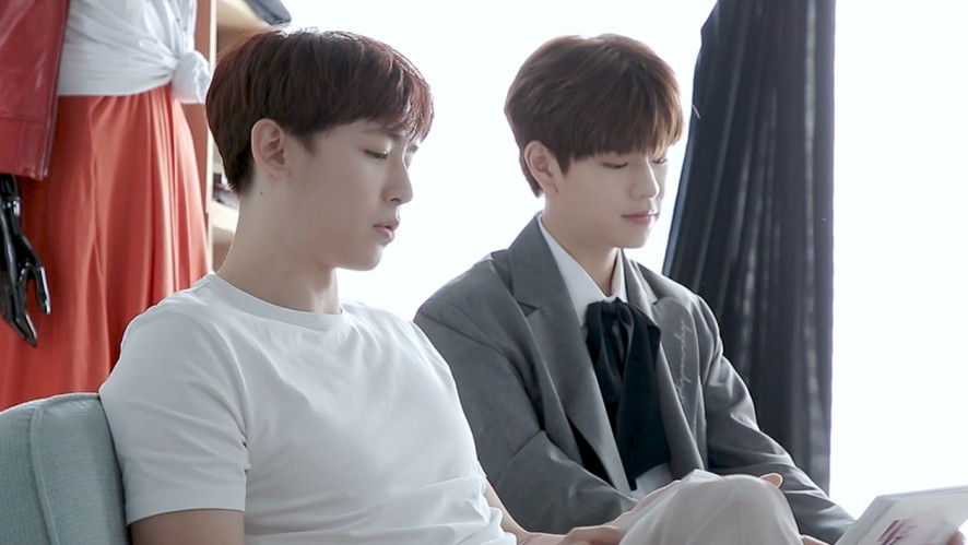 [On Air 2PM(온에어 2PM)] 잘생겼다가 멋있었다가 귀여웠다가 난리났던 쿤MC의 'We K-Pop' 현장