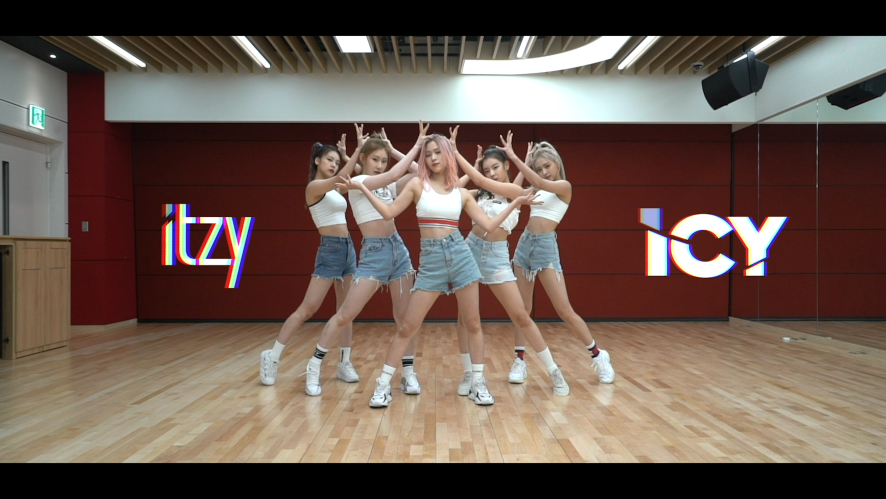 """ITZY(있지) """"ICY"""" Dance Practice"""