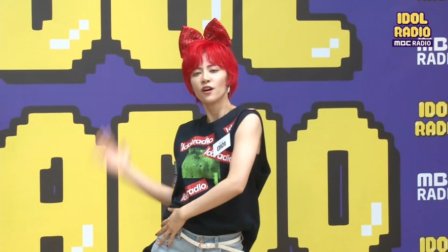미야의 박력 넘치는 랜덤 댄스~!!♨♨