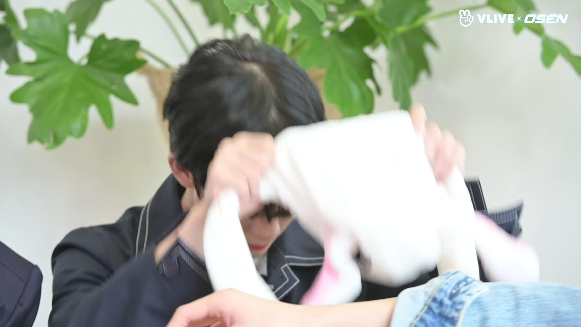 '스타로드' CIX 배진영, 깜짝 성대모사 도전 #EP 04