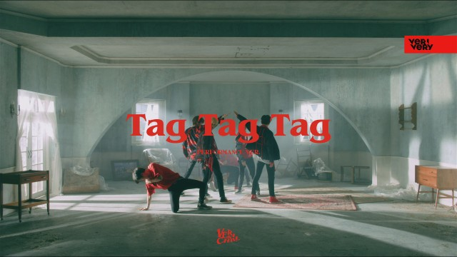 VERIVERY - 'Tag Tag Tag' Official M/V (Performance Ver.)