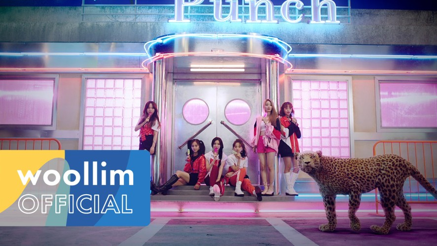 Rocket Punch(로켓펀치) '빔밤붐(BIM BAM BUM)' MV Teaser 2
