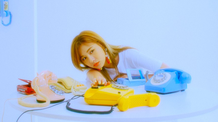 OH HAYOUNG (오하영) 1st Mini Album FILM TEASER 02 #HEAR