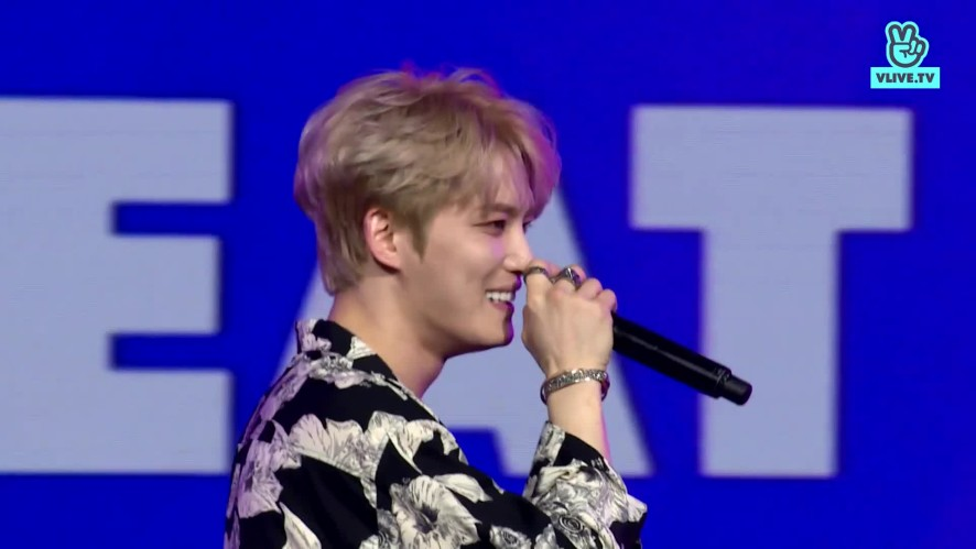 Kim JaeJoong - Just Another Girl, ROTTEN LOVE & I'll Protect You - V HEARTBEAT JULY 2019