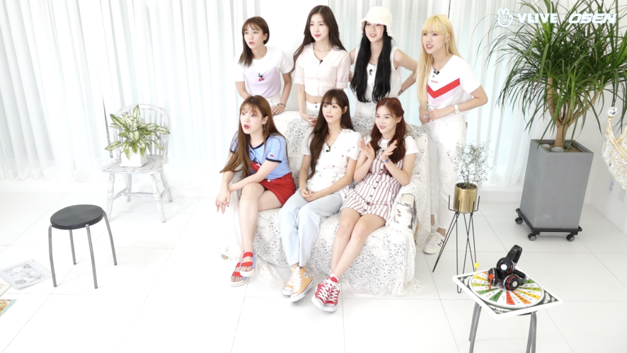 Star Road' OH MY GIRL, funny punishment for game losers #EP 04