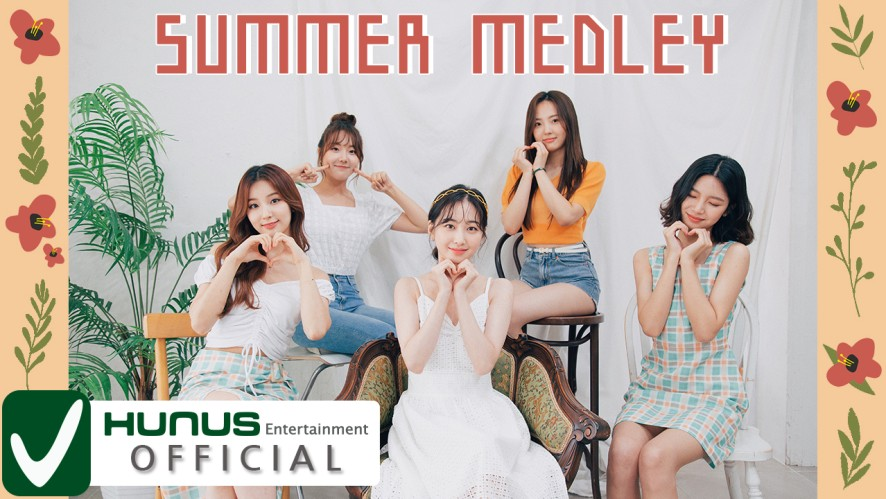 [Special] SUMMER MEDLEY vocal cover by ELRIS ♬