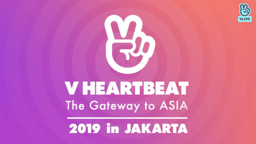 V HEARTBEAT in JAKARTA
