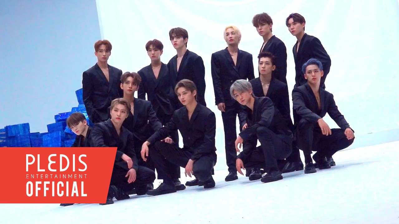 "SEVENTEEN(세븐틴) ""HIT"" M/V BEHIND THE SCENES"