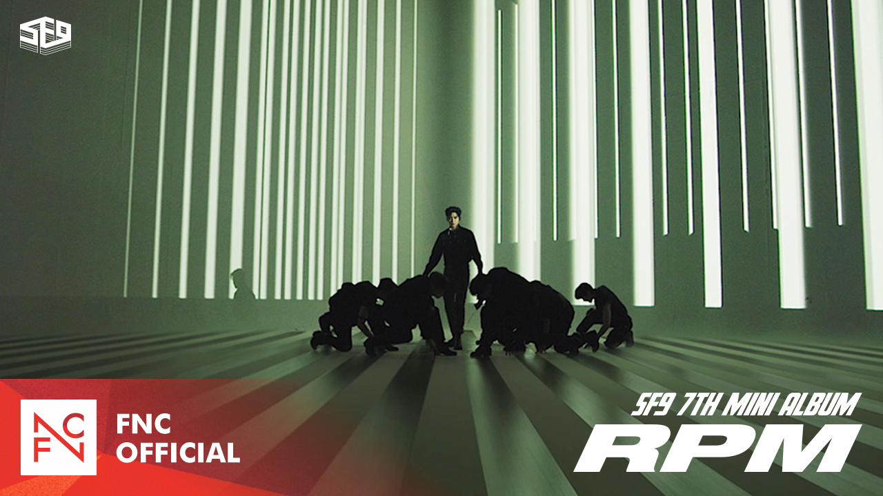 SF9 – RPM Music Video (Performance Ver.)
