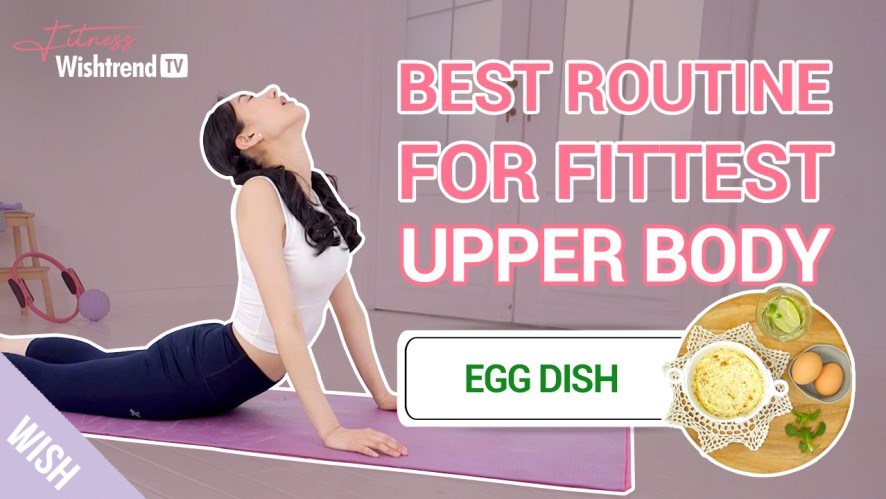 How to Get Rid of Hip & Back Cellulite with Complete Upper Body Workout   Balance & Sculpt Your Back