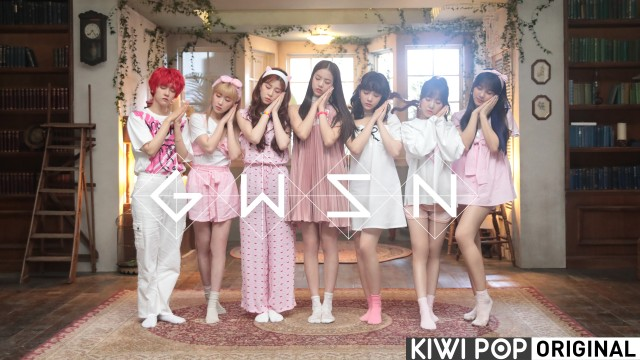 [GWSN MAKING] GWSN 'RED-SUN(021)' MUSIC VIDEO MAKING FILM