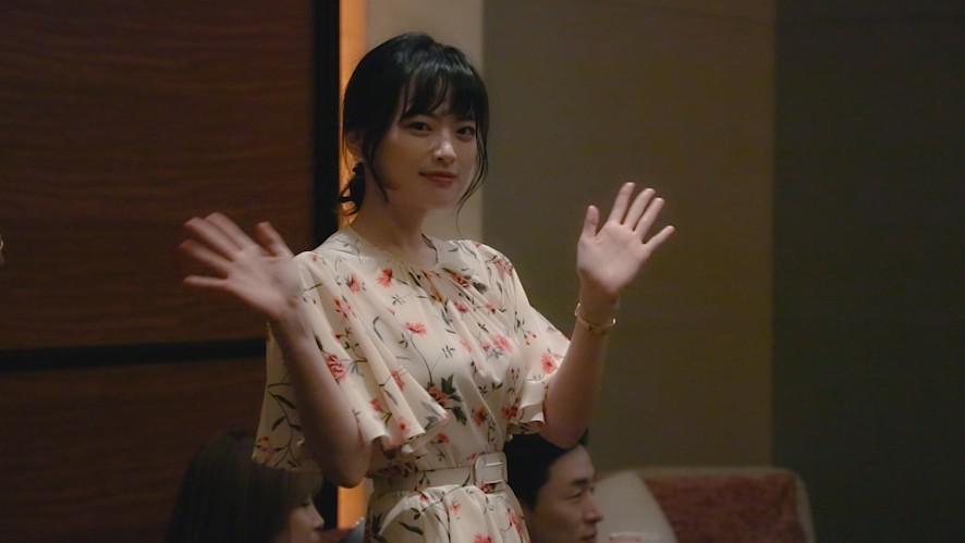[천우희] 일분순삭_#멜로가체질 제작발표회 현장 (Chun Woo Hee)