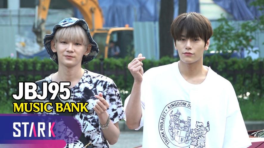 JBJ95 켄타, '스타워즈' MC 등장이요~ (JBJ95, MUSIC BANK)