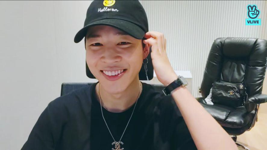 BTS Live: Smiling