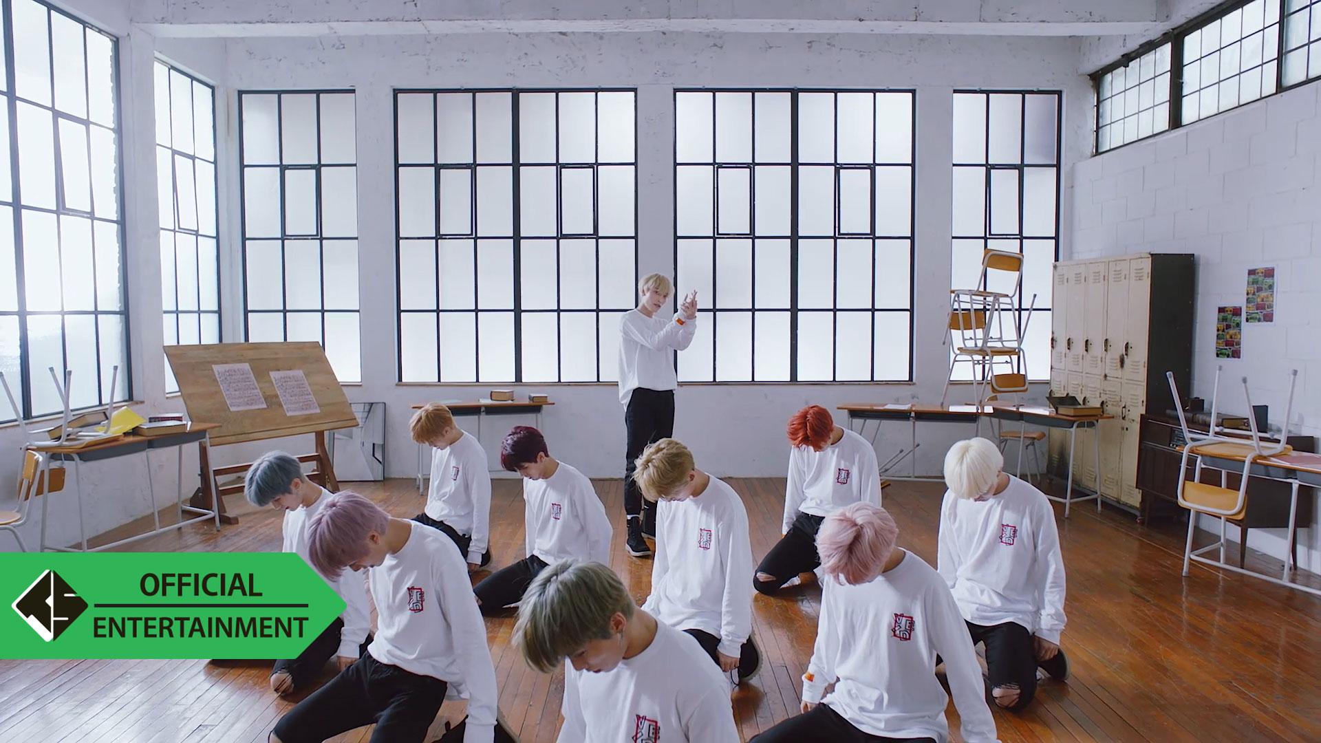 TRCNG - MISSING M/V Choreography Ver. 1