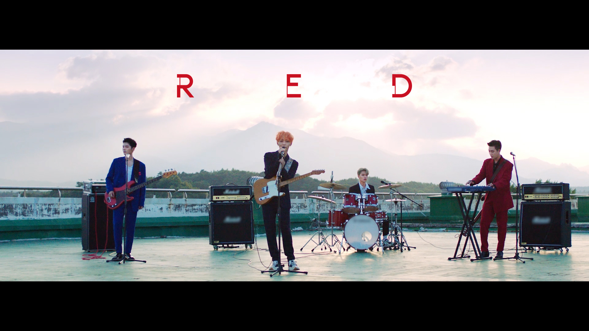 더로즈(The Rose) - [RED] Music Video