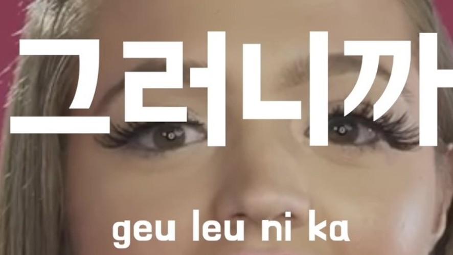 Ryan's Basic Korean Expression : Like,Like,Like