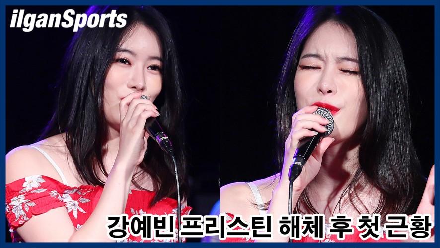 강예빈(레나), 프리스틴 해체 후 첫 근황 공개