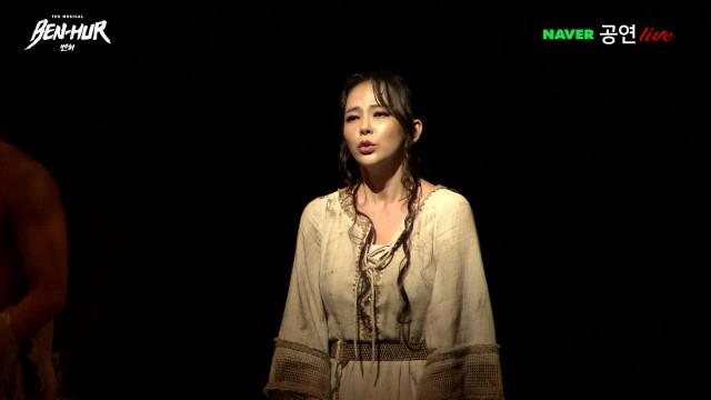[다시보기] 뮤지컬 <벤허> 프레스콜 중 '그리운 땅' - 김지우, 앙상블