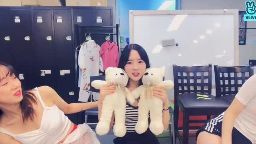 클로리스 예능도전❣️선우 미진 지니 Chloris Seonwoo Mijin Jinny