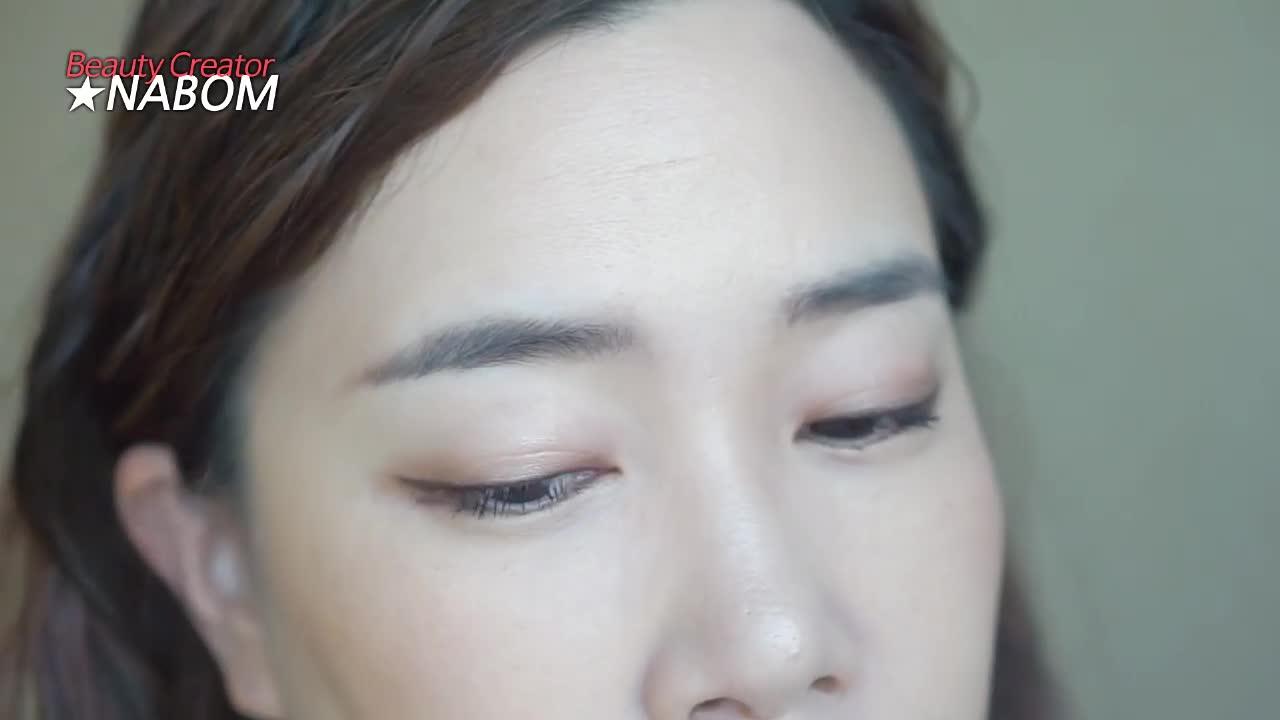 [1분팁] 눈썹 마스카라 잘하는 법 방향만 제대로해도 반은 성공 How to do it properly with an eyebrow mascara