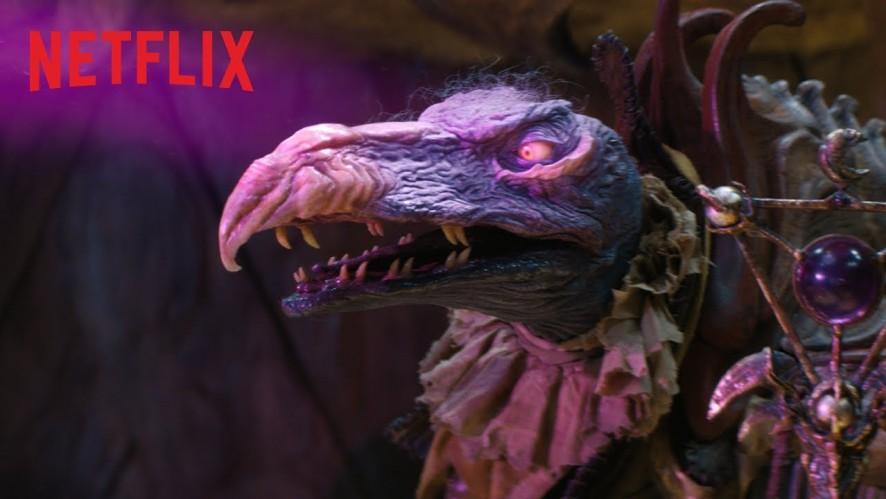 [Netflix] 다크 크리스탈: 저항의 시대 - 예고편