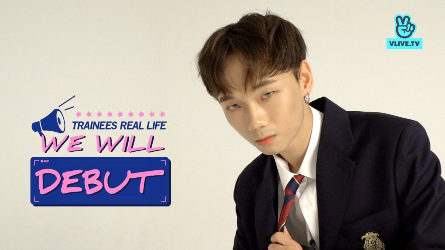 We Will Debutㅣ<Quang Huy> ID Clip