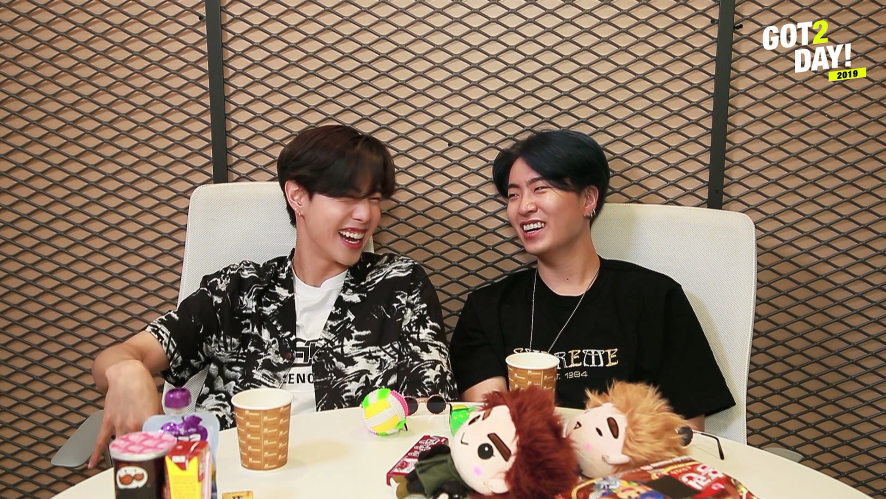[GOT2DAY 2019] 14. Mark & Youngjae