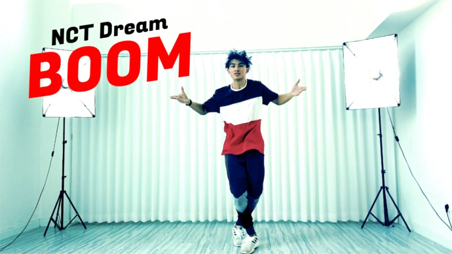 NCT Dream - BOOM dance cover by Rendy Pritz